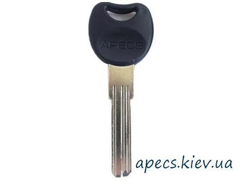 Заготівля ключа APECS K-D2 (LONG)