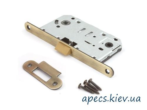 Защелка APECS ML 5300-P-WC-AB (пластиковый язычек)