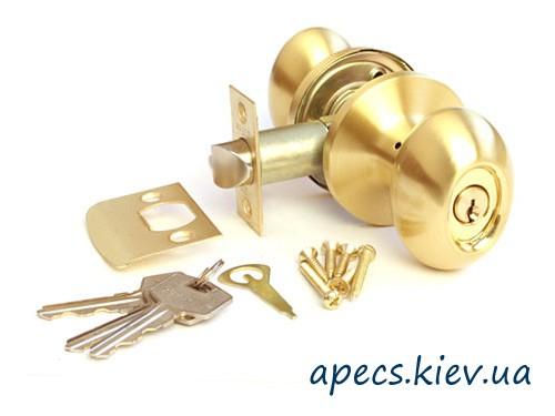 Ручка защелка APECS 6093-01-GM