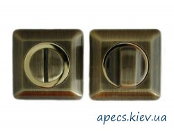 Фиксатор APECS WC-0503-SQUARE-AB