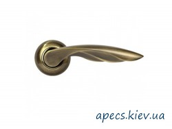 Ручки на розетке APECS H-0571-Z-AB Premier