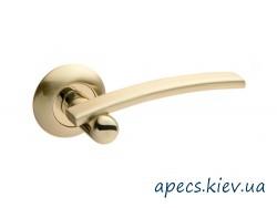 Ручки на розетке APECS H-0522-Z-GM/G Premier