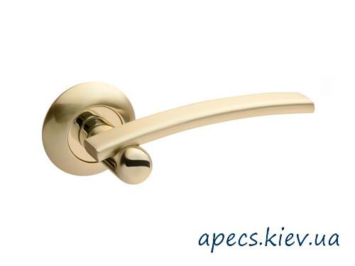 Ручки на розетці APECS H-0522-Z-GM/G Premier