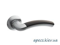 Ручки раздельные APECS H-0576-A-S/BW Premier