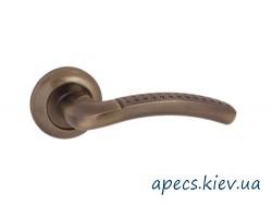 Ручки на розетке APECS H-0826-A-AB Seoul Megapolis