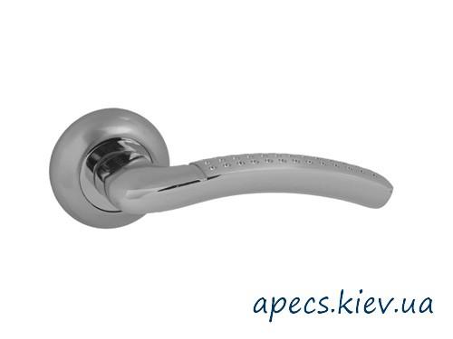 Ручки роздільні APECS H-0826-A-NIS/NI