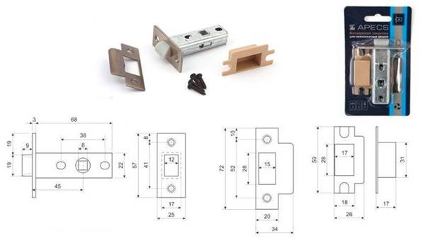 Механизм APECS 5400-P